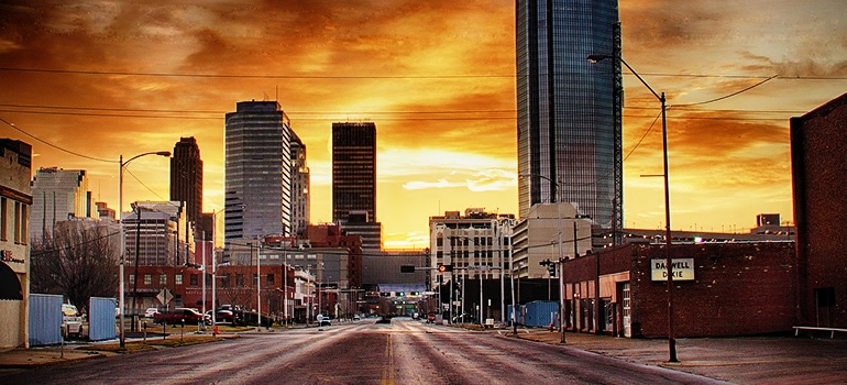 City in Oklahoma