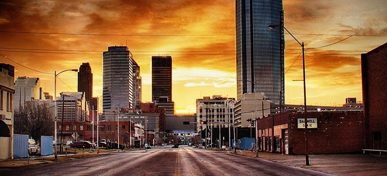 City in Oklahoma