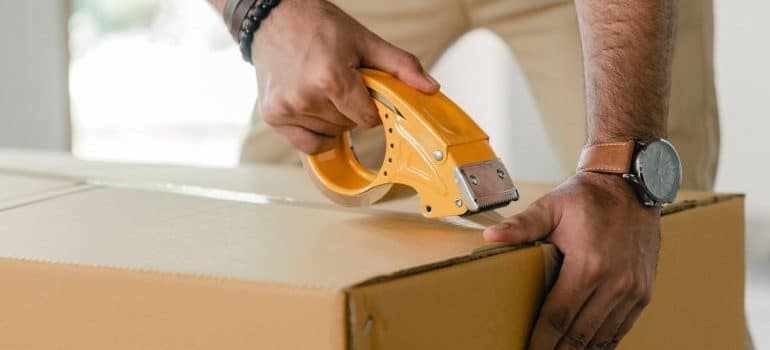 Long distance moving companies Delaware have all necessary equipment.